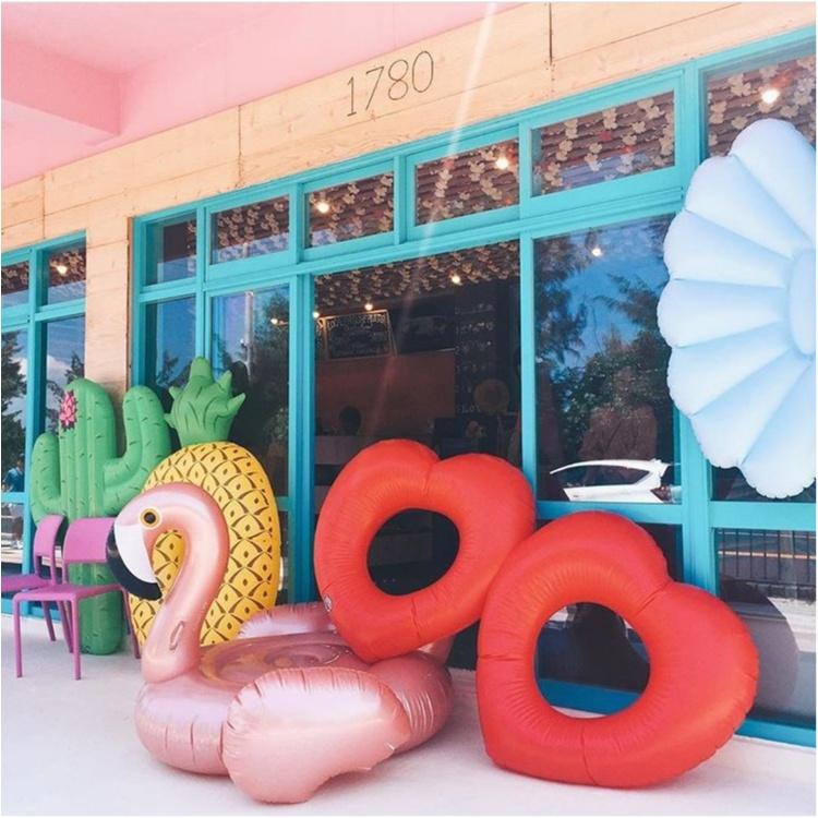 【TRIP】ほんとうは教えたくない!超フォトジェニック♡沖縄で1番すきなカフェ♡ MAGENTA n blue ♡_18