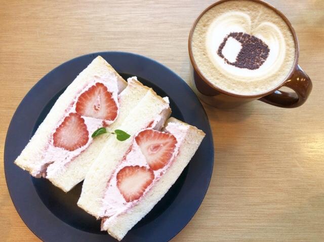 【福岡】萌え断サンドならここ!「むつか堂カフェ」で幸せな時間を♡_1