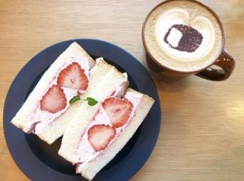 【福岡】萌え断サンドならここ!「むつか堂カフェ」で幸せな時間を♡