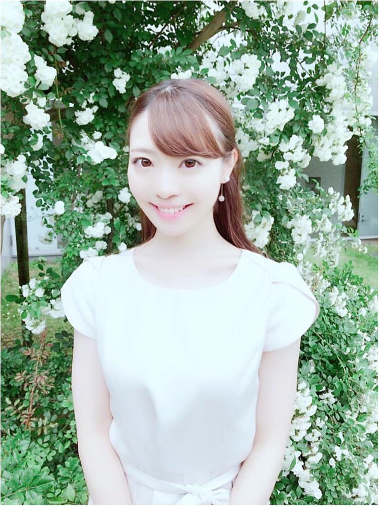女の子の憧れ♡バラ園で素敵なひと時を、、(*^ω^*)_11