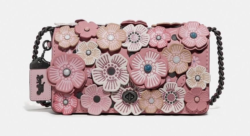 『コーチ』のバッグは桜満開♡ 「Cherry Blossom」コレクション発売中!_1_2