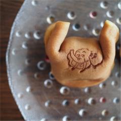 心を鷲掴みにするナウマン象のお饅頭♡お買い上げはこちら♪(412あみ)