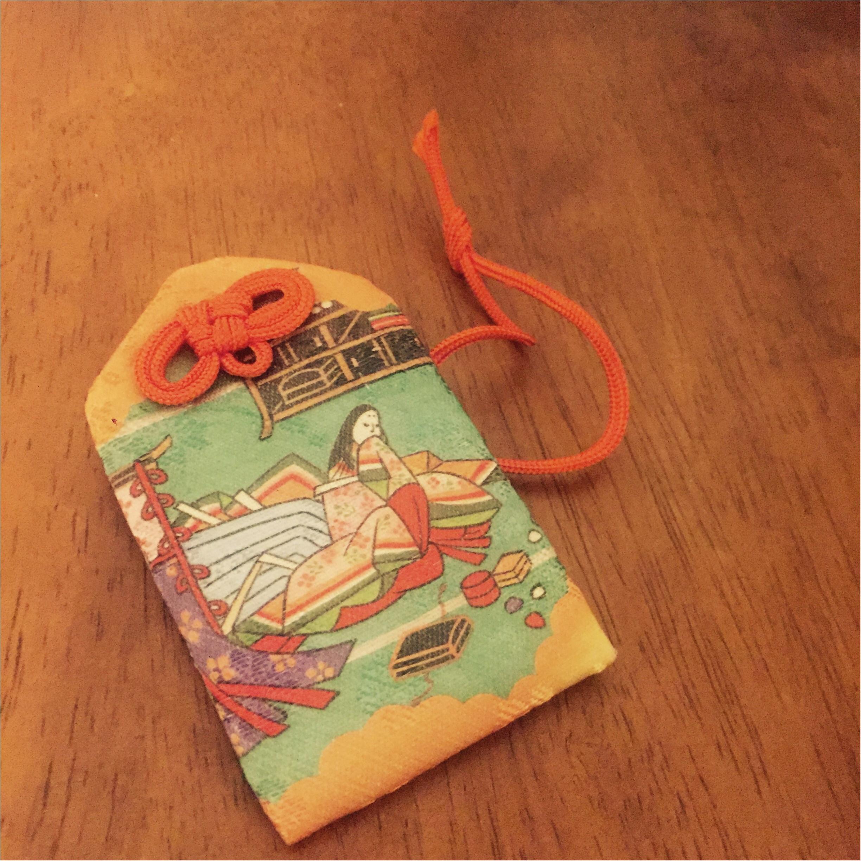 【嵐山】京都の縁結びスポット!野宮神社のおまもりが可愛い♡_3