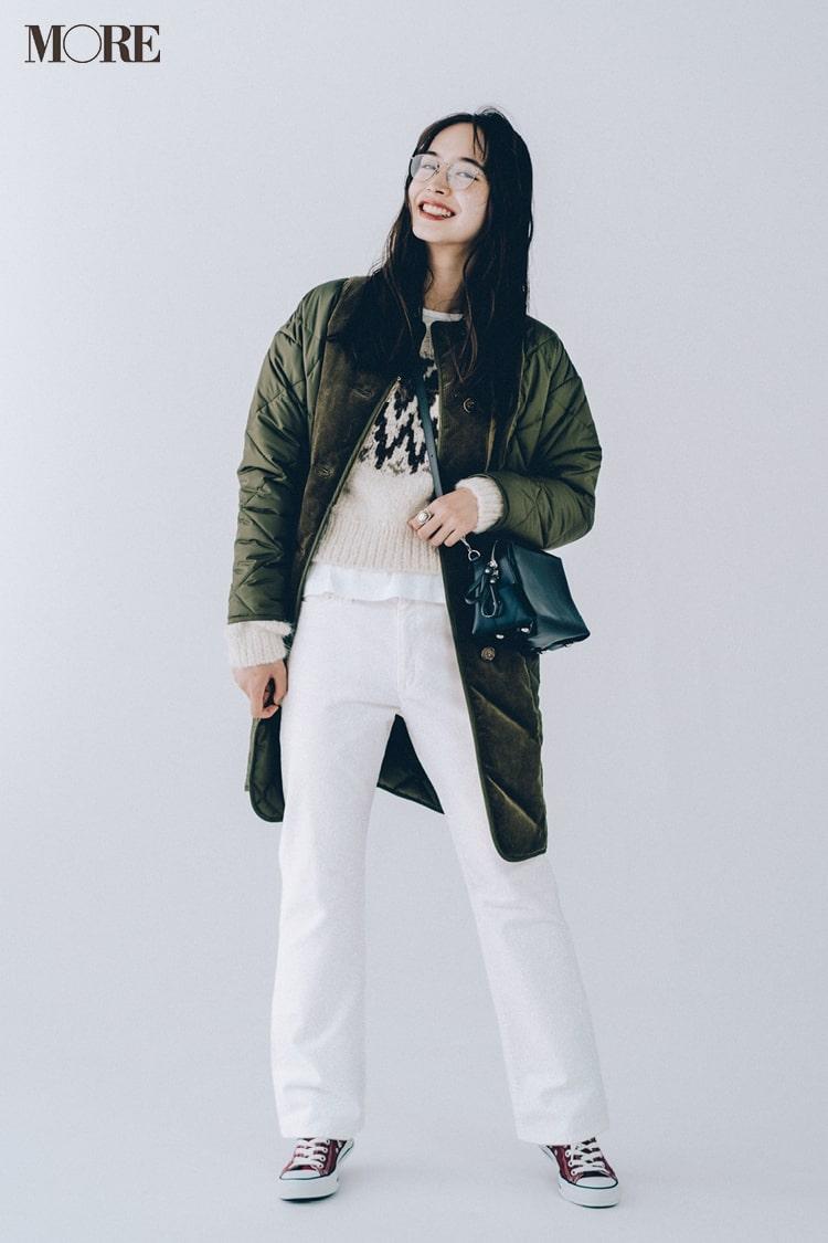 コンバースのスニーカー特集 - 20代ファッション(レディース)   おすすめのコーディネートまとめ_9