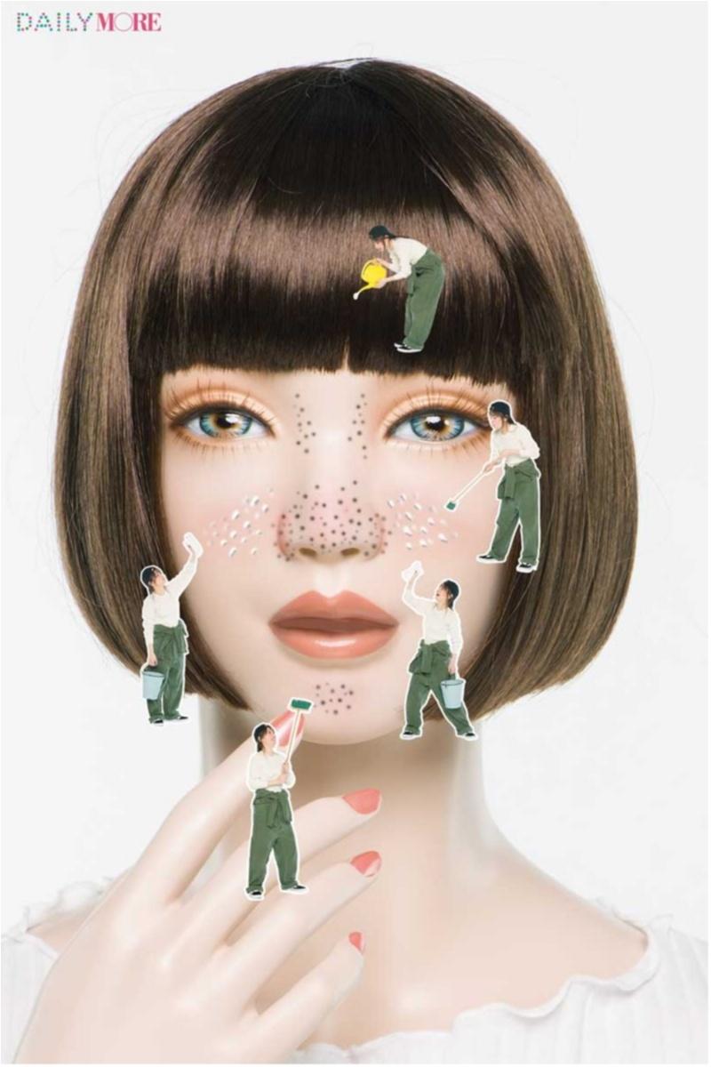毛穴特集 | つまり・黒ずみ・ひらき・角栓・ケア方法・おすすめの化粧水・美容液・洗顔料・クレンジング_7