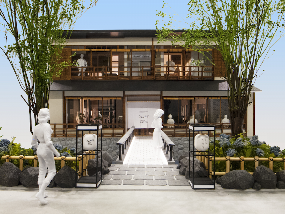 おしゃれすぎるリサイクルショップ『パスザバトン』が京都にオープン!_1
