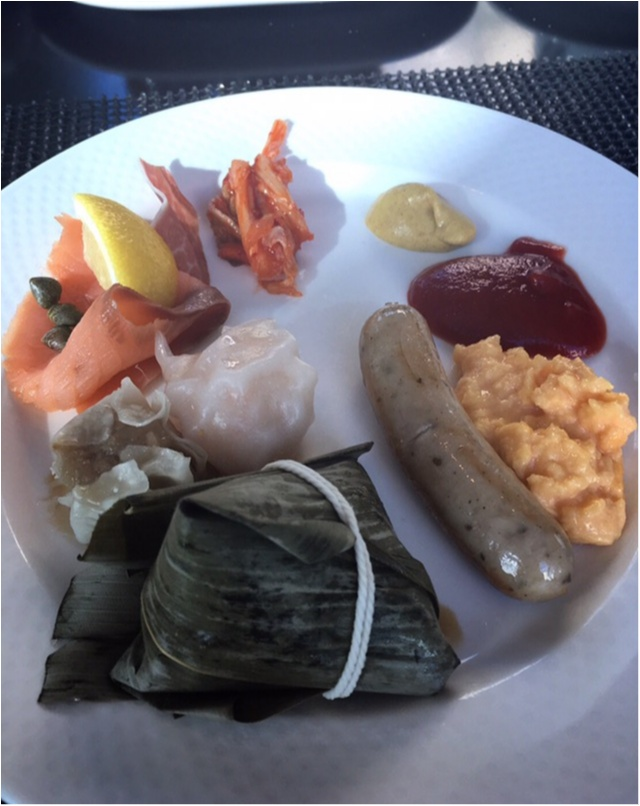 平日お休みをとっていこう!コンラッド東京の朝食ビュッフェが最高。4347円→3500円で♡_14