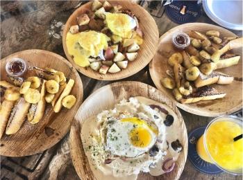 グアムに行ったら食べたい!朝食がおすすめなカフェ3選!!