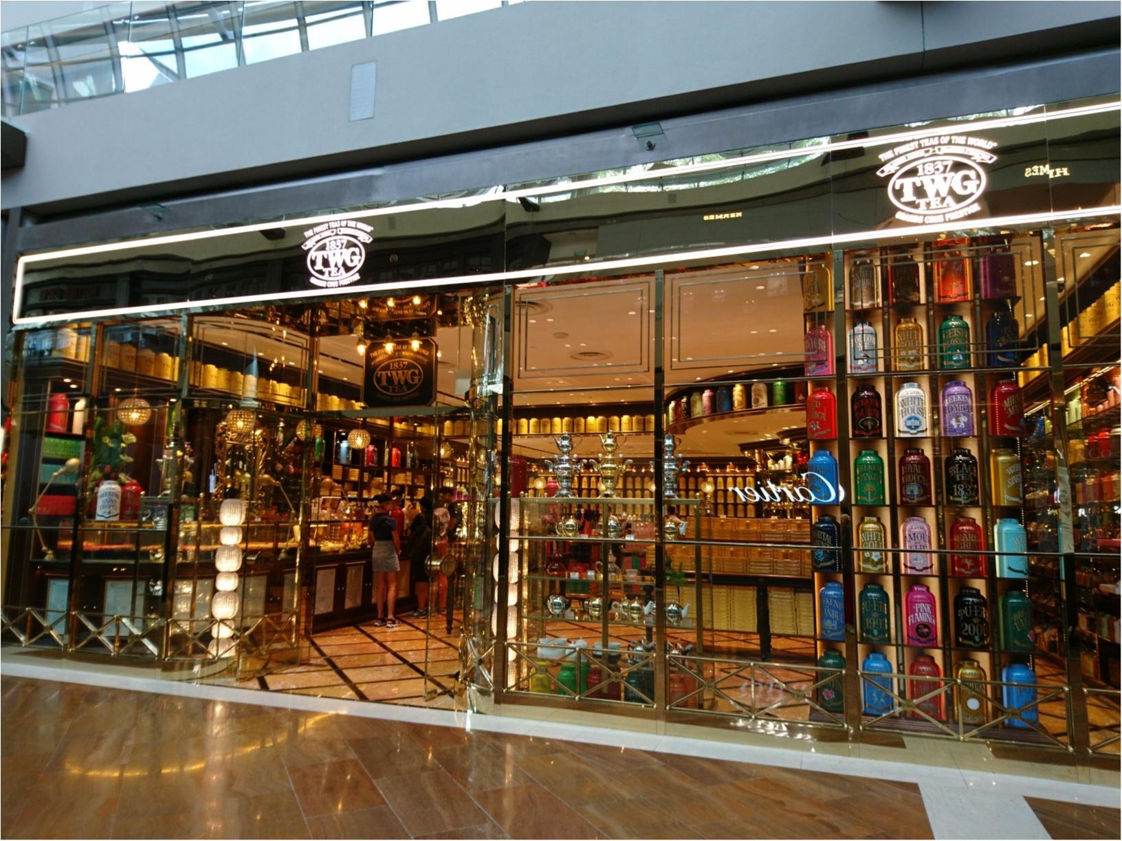 ≪海外旅行/シンガポール/お土産編≫ばらまき&自分用に。TWGの香り高い紅茶がおススメ!_7