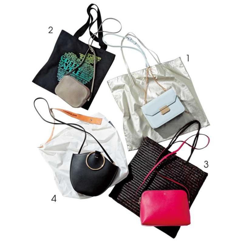 バッグ,トートバッグ,フラットトート,ショルダーバッグ,ミニショルダー,オフィスカジュアル,通勤バッグ,お仕事バッグ,フラット靴
