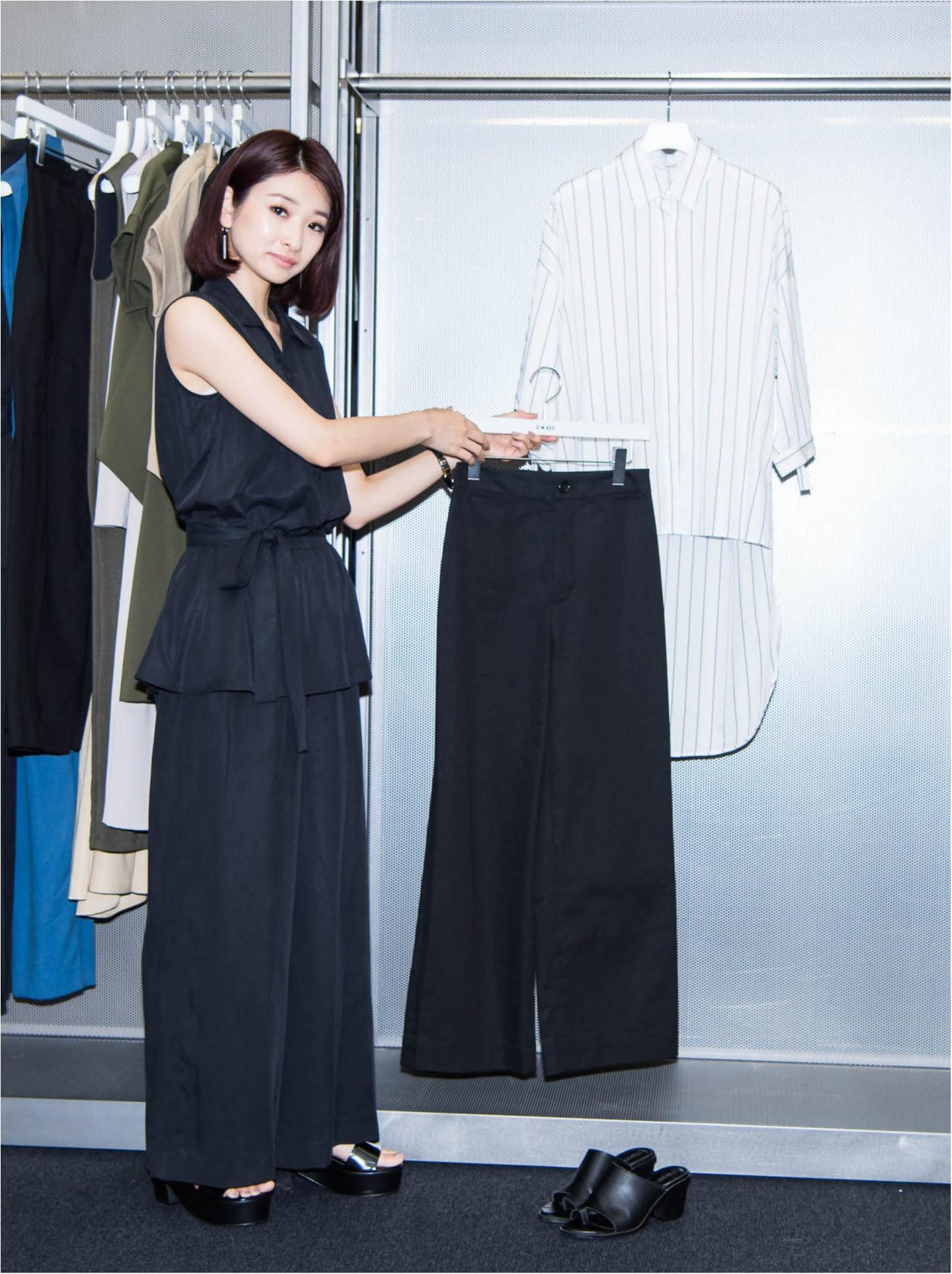 シンプルの中にこだわりを詰め込んだ『RIM.ARK』プレスルームに突撃! ディレクター・中村真里さんが魅力を語ります♡_7