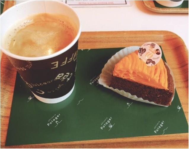 【#東京カフェ巡り】食べ過ぎた秋に!『パティスリー・ポタジエ』の野菜を使ったスイーツがおすすめ♡_3