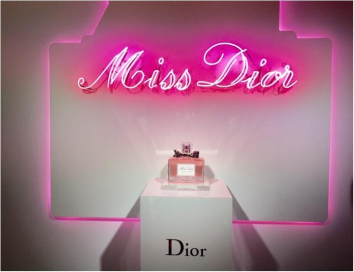 【♥♥♥】絶賛開催中!Miss Diorのイベントに行ってきました♡_2