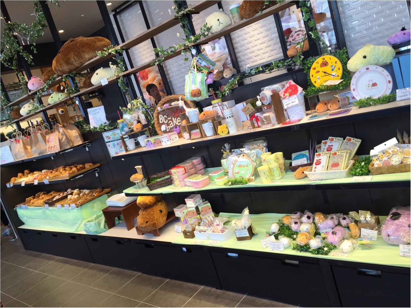 BC-bakery♡カピバラさんパン屋さん_5