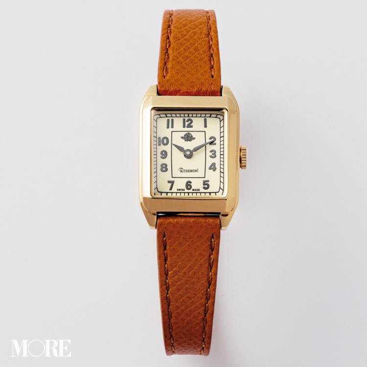 手もとから「信頼」を得る! 才色兼備な腕時計を味方につけて☆_4_3