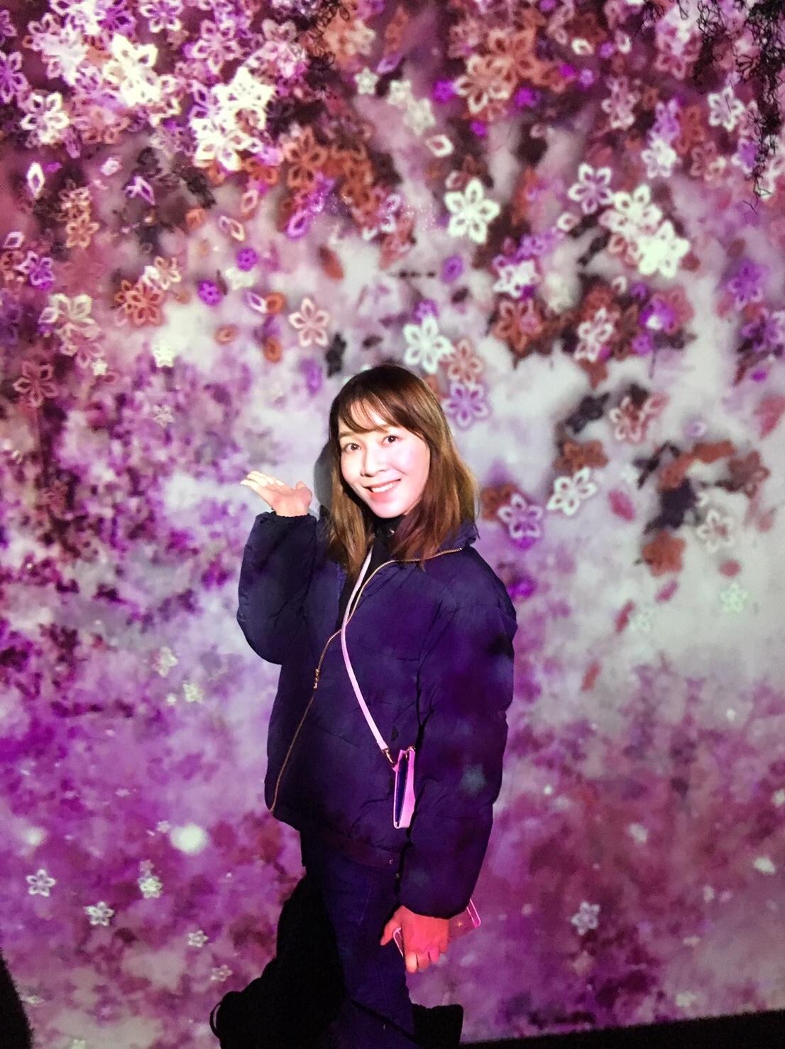 日本一早いお花見!?FLOWERS BY NAKEDに行ってきました♡_3