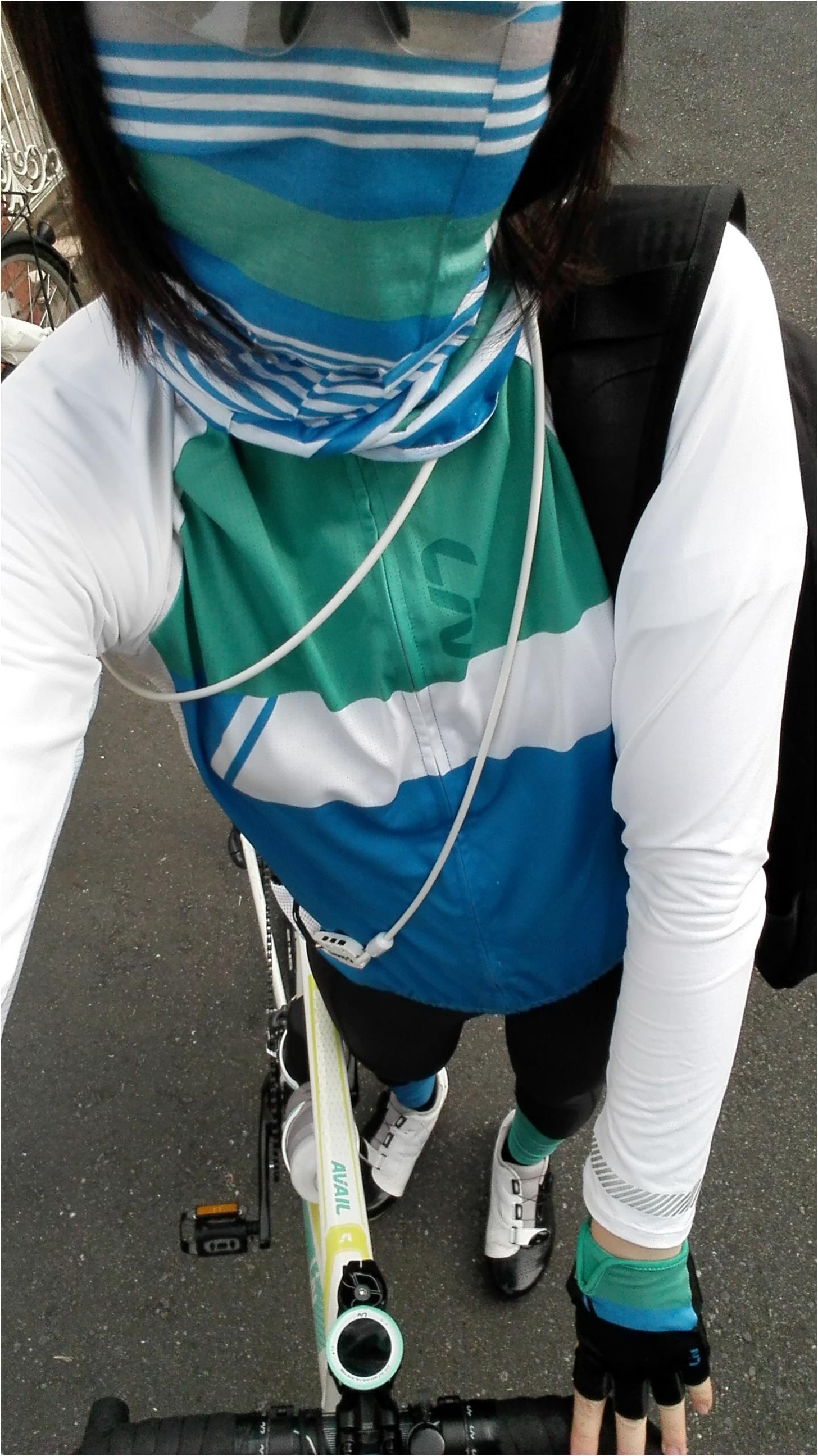 毎日ロードバイクに乗りたくて…ある雨の日の過ごし方♪ #ツール・ド・東北【#モアチャレ あかね】_2