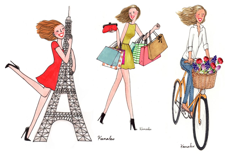 エビアン × my little box』でパリ気分♬ パリ旅行が当たる豪華
