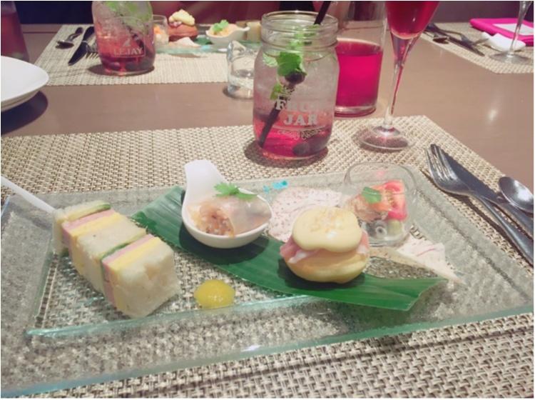 【FOOD】MORE ★★★女子会 @マリオット Lounge D~前菜編~_7