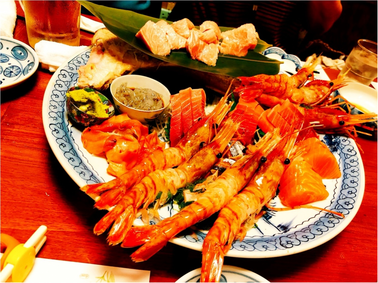 新鮮で美味しいお刺身が食べれる♡in大塚_2
