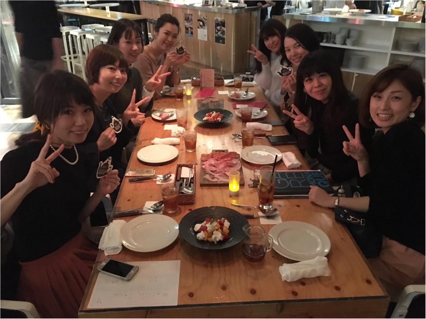 関西モアハピ部集合!女子会に参加してきました♡_4