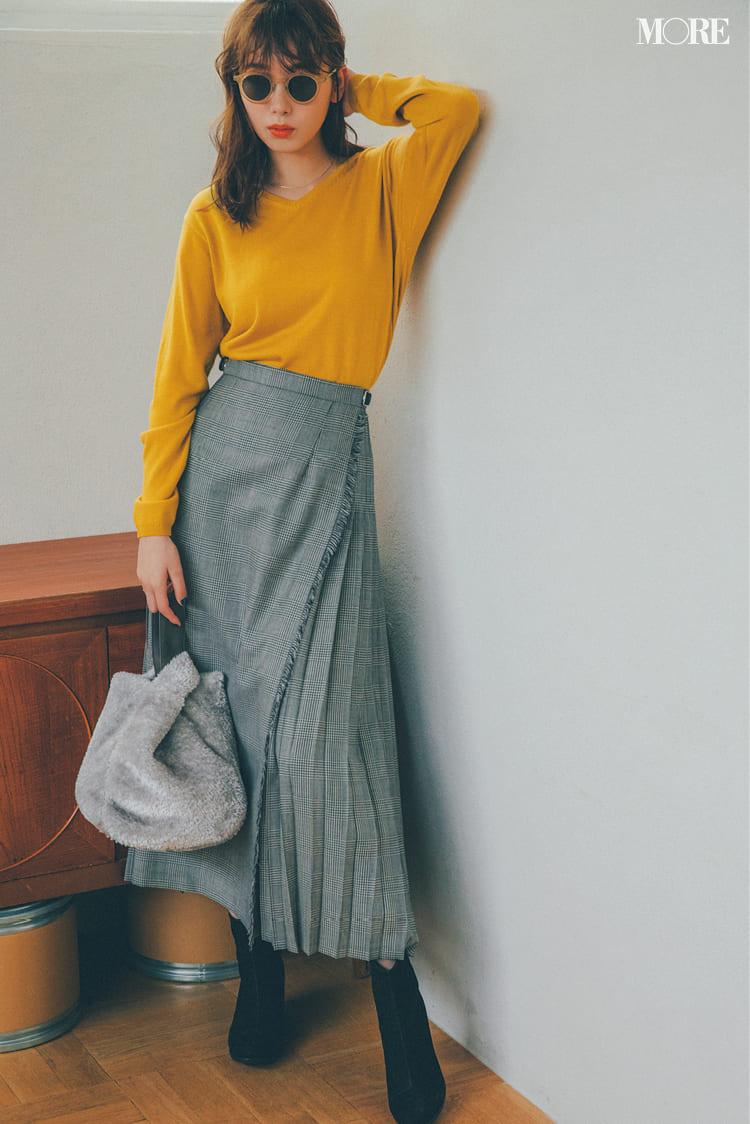 【2020】冬のオフィスカジュアル特集 - ユニクロなど20代女性におすすめの人気ブランドの最新コーデまとめ_12