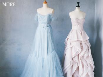 お色直しは?ヴィンテージドレスはどこで選ぶ? ウェディングドレスの最旬トレンドをプロがお答え♡