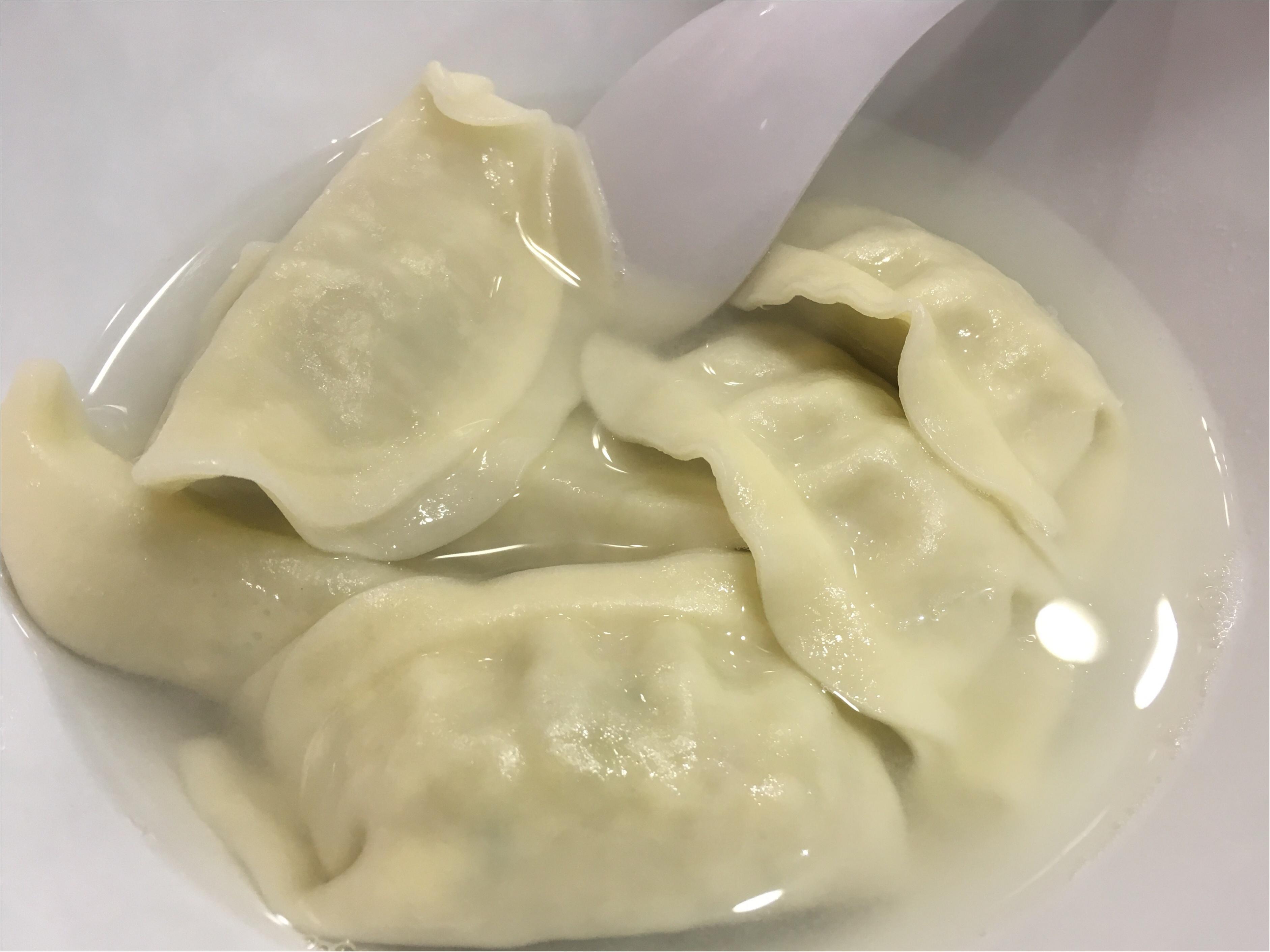 行列の絶えない餃子屋専門店「正嗣」に行ってきた☺︎_4