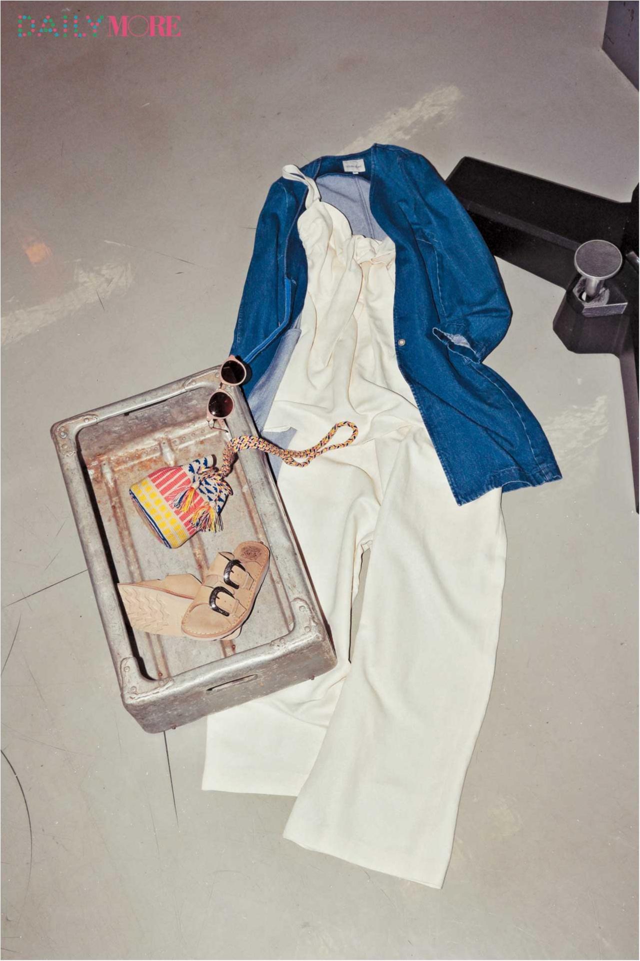 """【今着るべきは""""進化したセットアップ""""!?】スタイリスト松野裕子さんが見つけた、おしゃれのウワサ_1"""