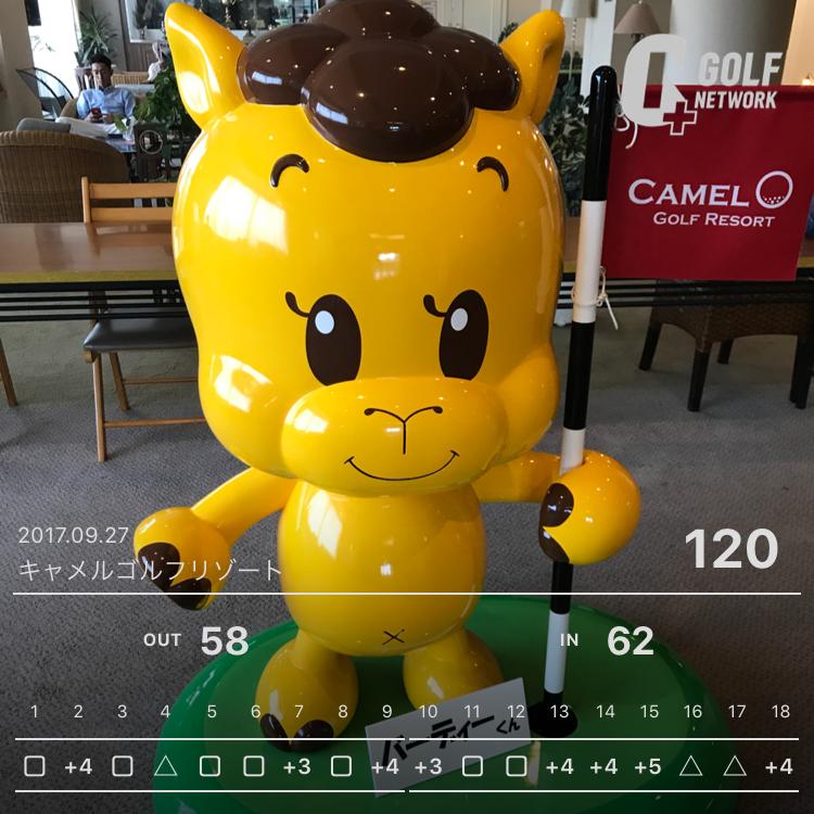 平日有給をつかって『キャメルゴルフリゾート』でゆっくりラウンド♪ 前回のスコア『134』を下回れたかか!?【#モアチャレ ゴルフチャレンジ】 _4