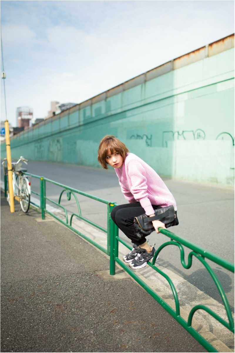 【篠田麻里子、MORE卒業!】 スタッフが選ぶ「麻里子のベスト」大公開♡_2