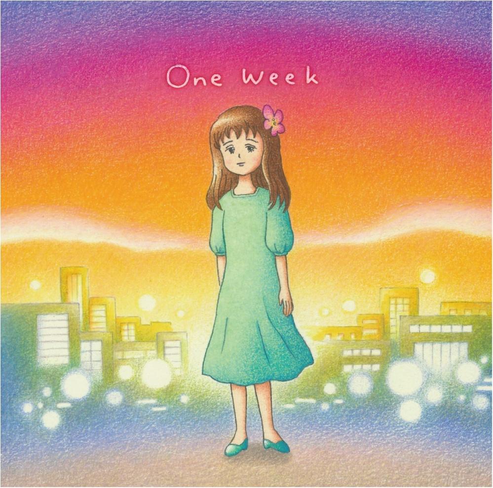 【ショートインタビューつき】さくらももこさんが全作詞を手掛けた「One week」、モア世代にこそ聴いてほしい1枚です!【11/8発売】_1