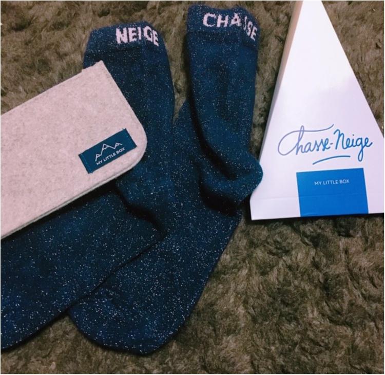 《パリからの贈り物♡》今月は冬を越すための大切なアイテムが満載♡!!_4