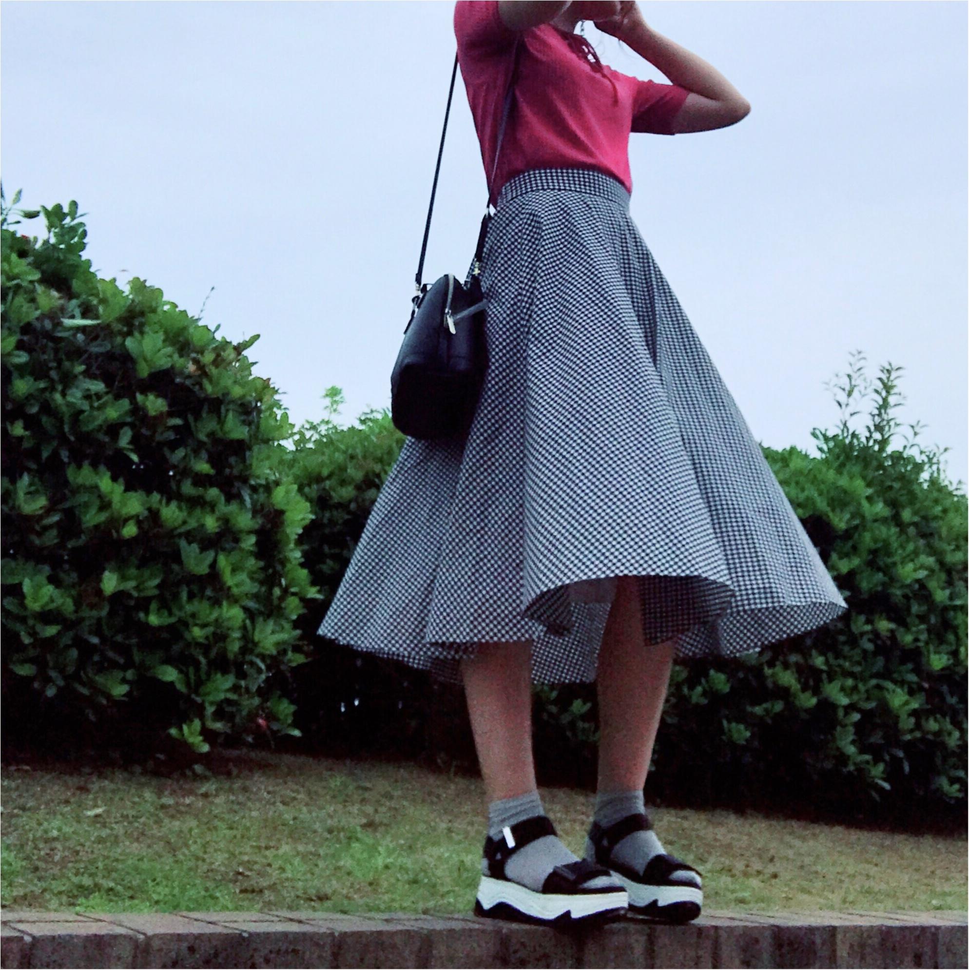 【ZARA】買ってよかった高コスパ靴!売切れ必須#ヴェッジソールサンダルが優秀すぎ♡_11