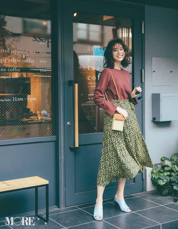 『ミラ オーウェン』特集 | 上品・大人っぽさ・おしゃれ・ファッション・20代ファッション・春コーデ・花柄_1_2