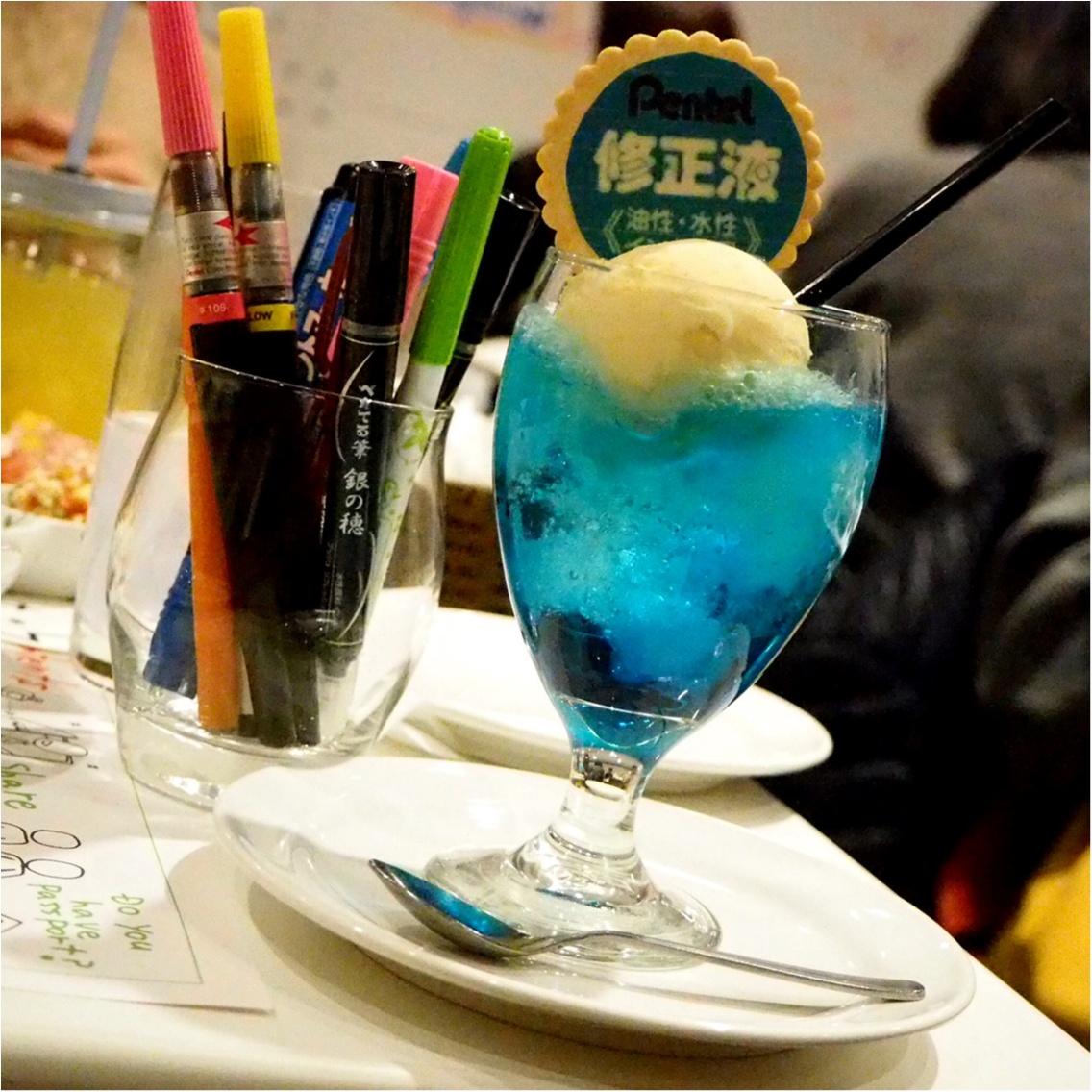 今年も【らくがきカフェ&バー】始まったよー!☆_16