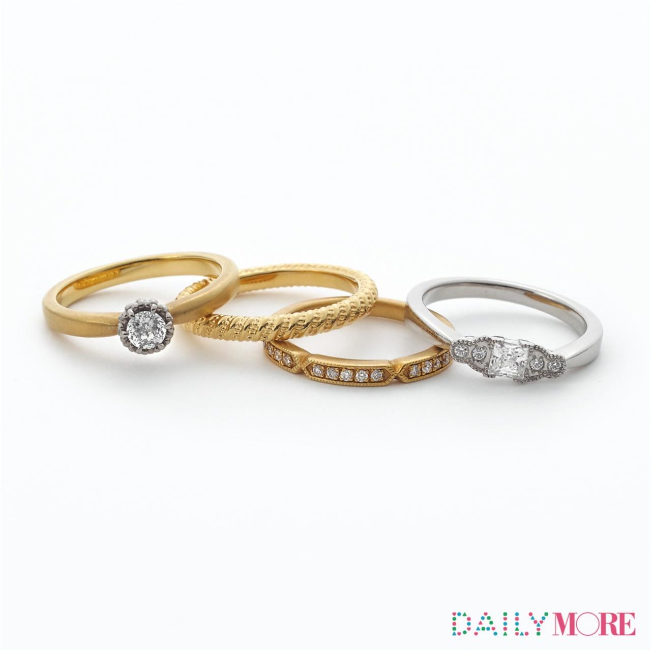 サマンサティアラ・アガット・・・この指輪でプロポーズされたい!around27歳のためのイチオシエンゲージリング3選_2