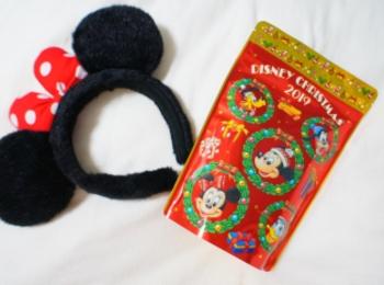 《ワンコイン¥500❤️》パケ買いしたい!【クリスマスディズニー】おすすめ土産☻