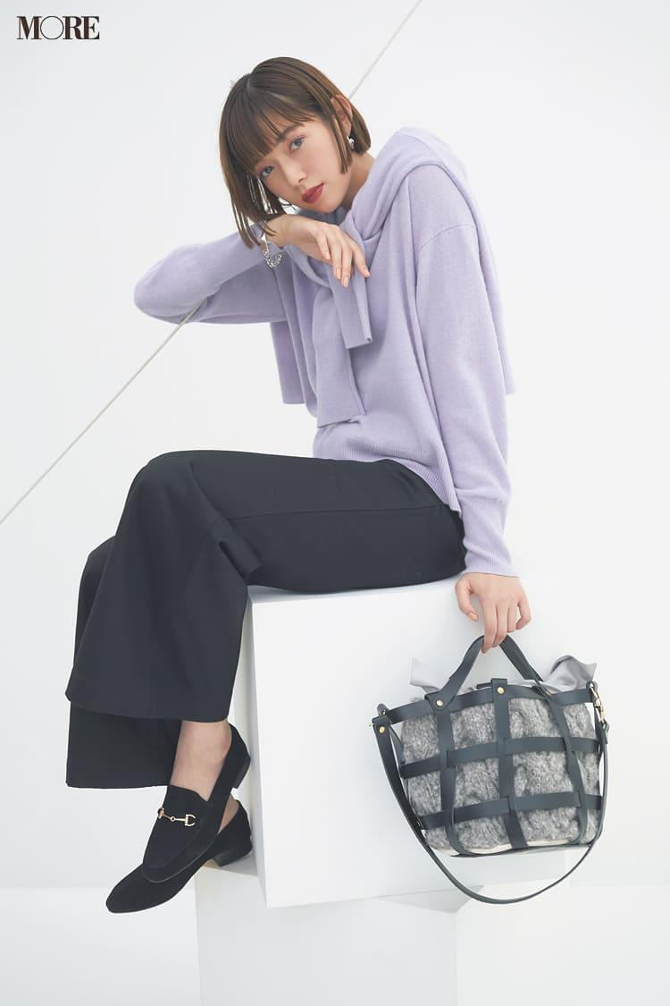 【2020】冬のオフィスカジュアル特集 - ユニクロなど20代女性におすすめの人気ブランドの最新コーデまとめ_34