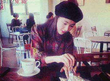 【お気に入りのおやつを教えて!】唐田えりかちゃんは、韓国のカフェ『TAILOR COFFEE』のスイーツ♡