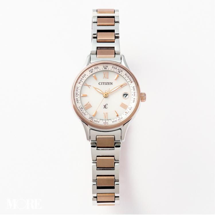 手もとから「信頼」を得る! 才色兼備な腕時計を味方につけて☆_3_2