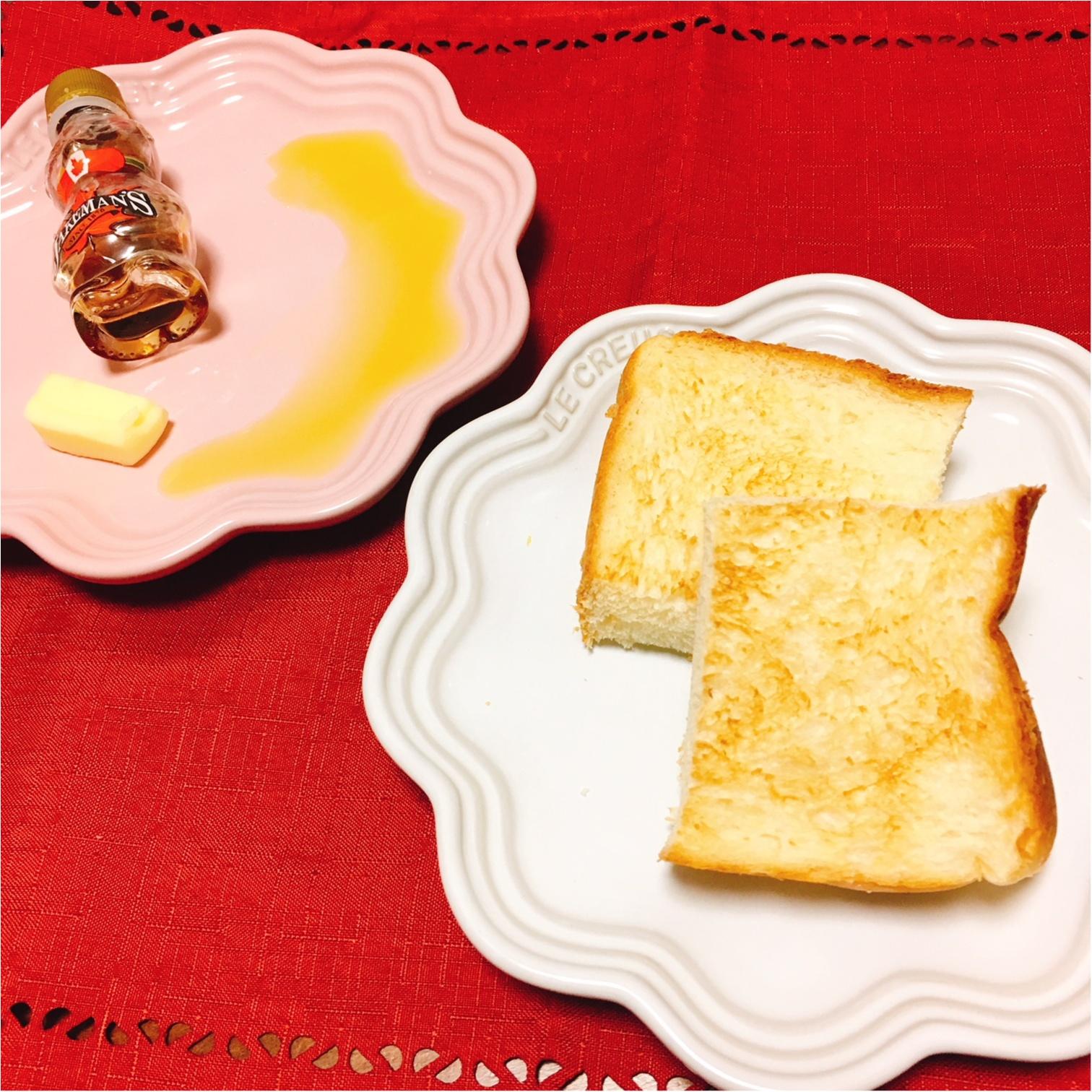 【俺のBakery&cafe/銀座】究極の食パンを頂きました☆_3
