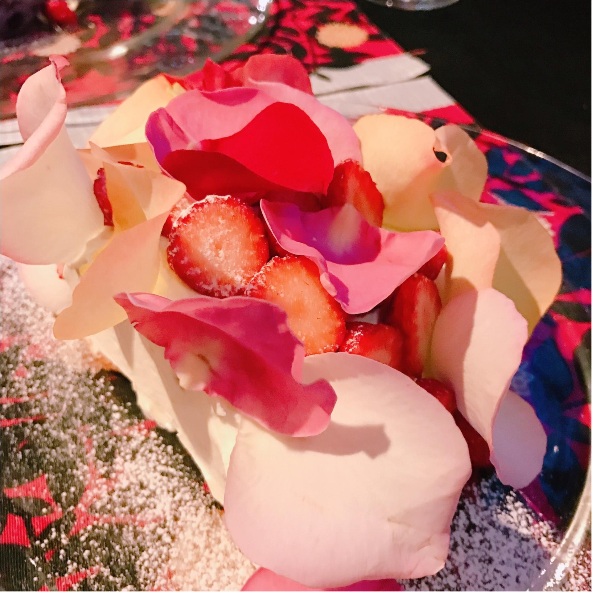 ★PINK・STRAWBERRY・FLOWER♡『可愛い』が全部詰まったスペシャルケーキが食べられるお店って?★_6