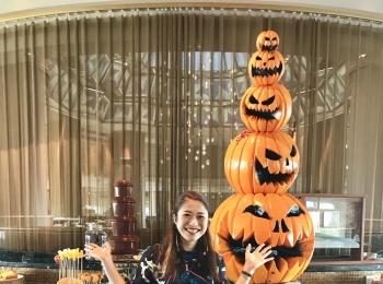 【ハロウィンスイーツブッフェへ出掛けよう!】10/5〜スタート!スイスホテル南海大阪 Swiss Chocoholic Halloween Buffet レセプションに行ってきました。【大阪 難波 なんば】