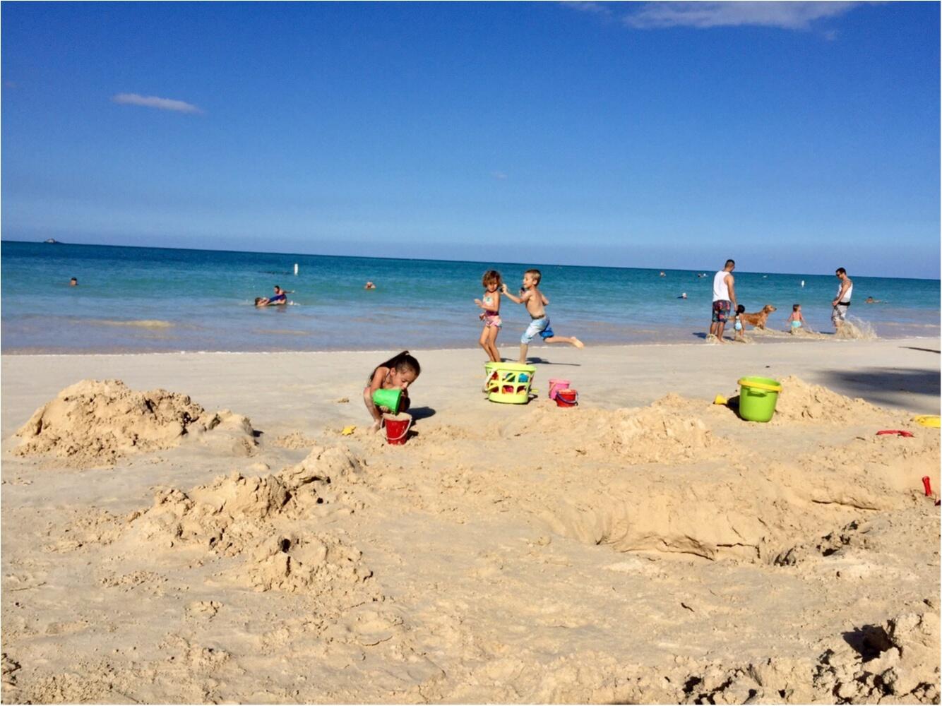 【TRIP】ワイキキビーチだけじゃない♡ハワイで行きたいまったりビーチはここがおすすめ♡_2