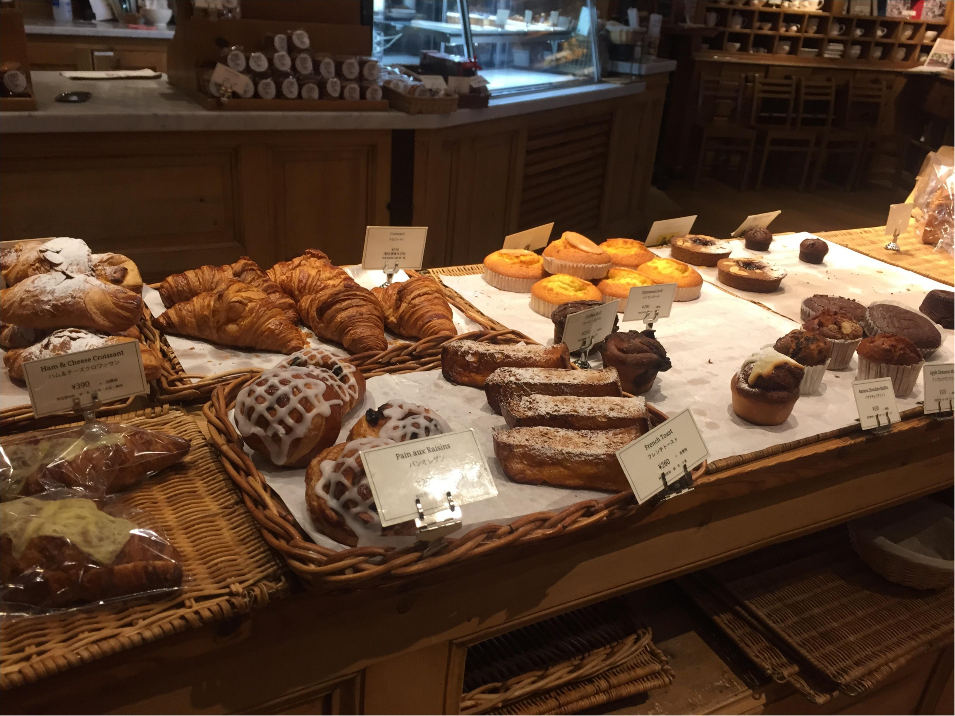 ずっと行きたかったパン屋さん♡ ル・パン・コティディアン♡_2