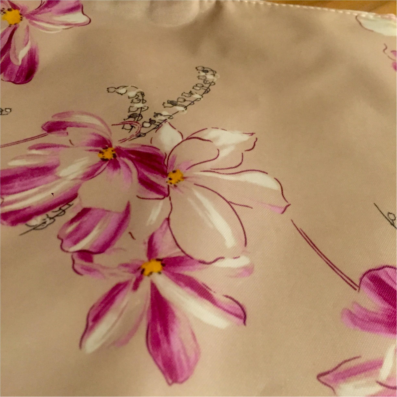 MORE最新号の付録は大花柄が春らしいsnidelのトートバッグ♡!_2