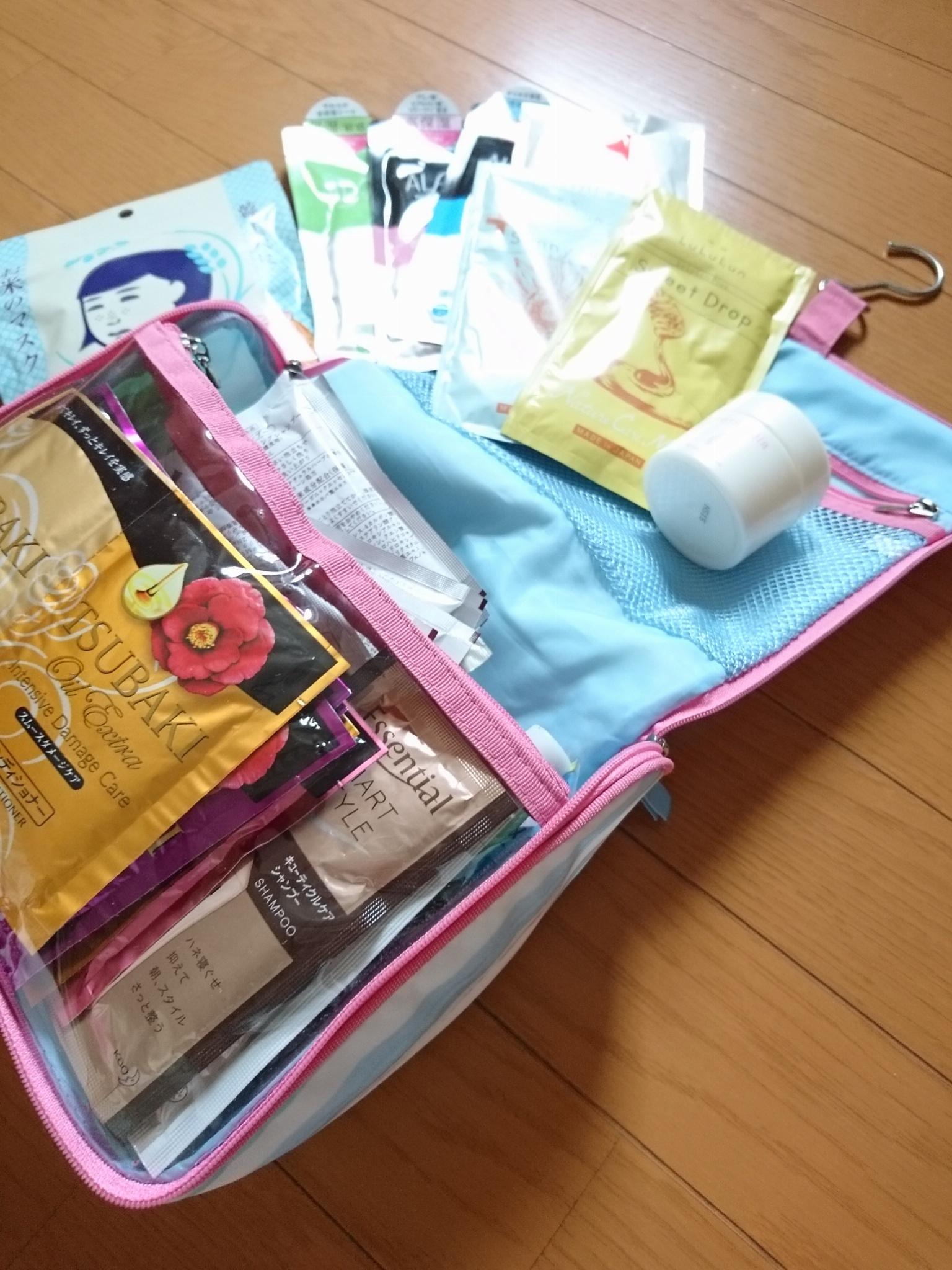 夏休み 旅行 7日間のパッキング&ファッション ご紹介☆_1