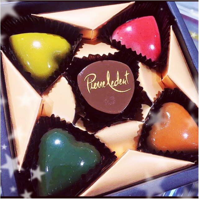 銀座三越の「Sweets Collection 2017」に行ってきた☻必見!選ぶポイント付き、購入したチョコたちを全部見せ♡♡_6