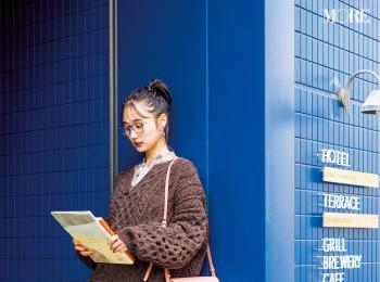 20代の働く女子が回答!「柄アイテムを着たくなるのはこんな時」トップ3発表☆photo Gallery